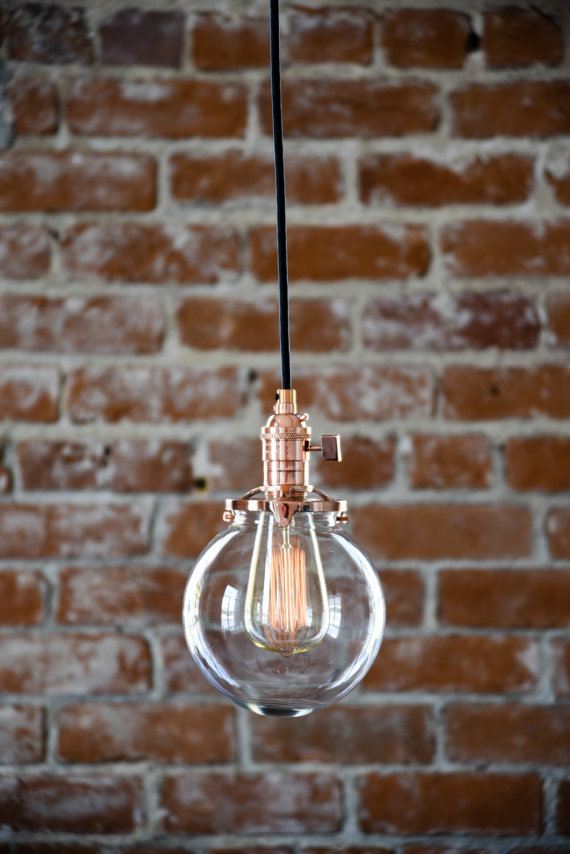 copper-pendant-light