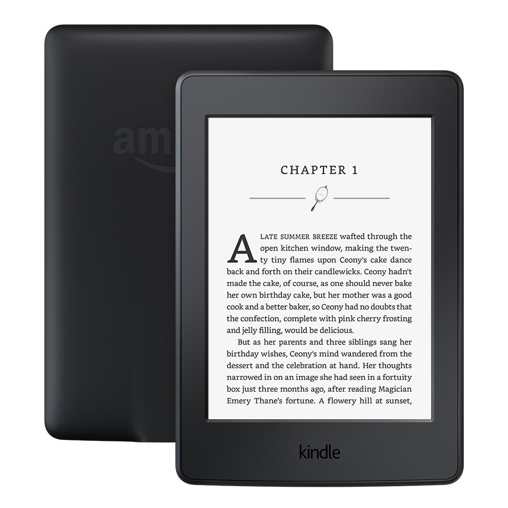 "Kindle ""Paperwhite"""