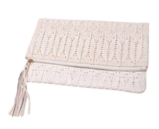Ale by Alessandra Clutch