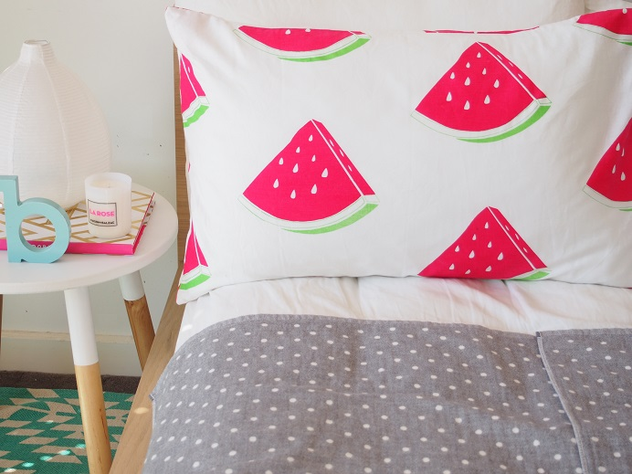 The Watermelon Pillow Case from I Love Linen, $24.94 has a cult status. You haven't got one? Please, you must. I have a feeling these pillow cases will be THE Christmas gift this year.