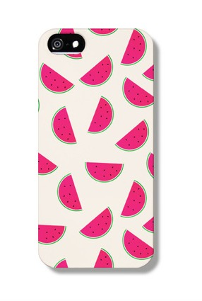 The Dairy have the best quality and super fun range of device covers. In a time where we all spend a serious amount of time on mobile devices, we should make sure they are looking their best! The Dairy Watermelon's Phone Case from $35. #affiliate