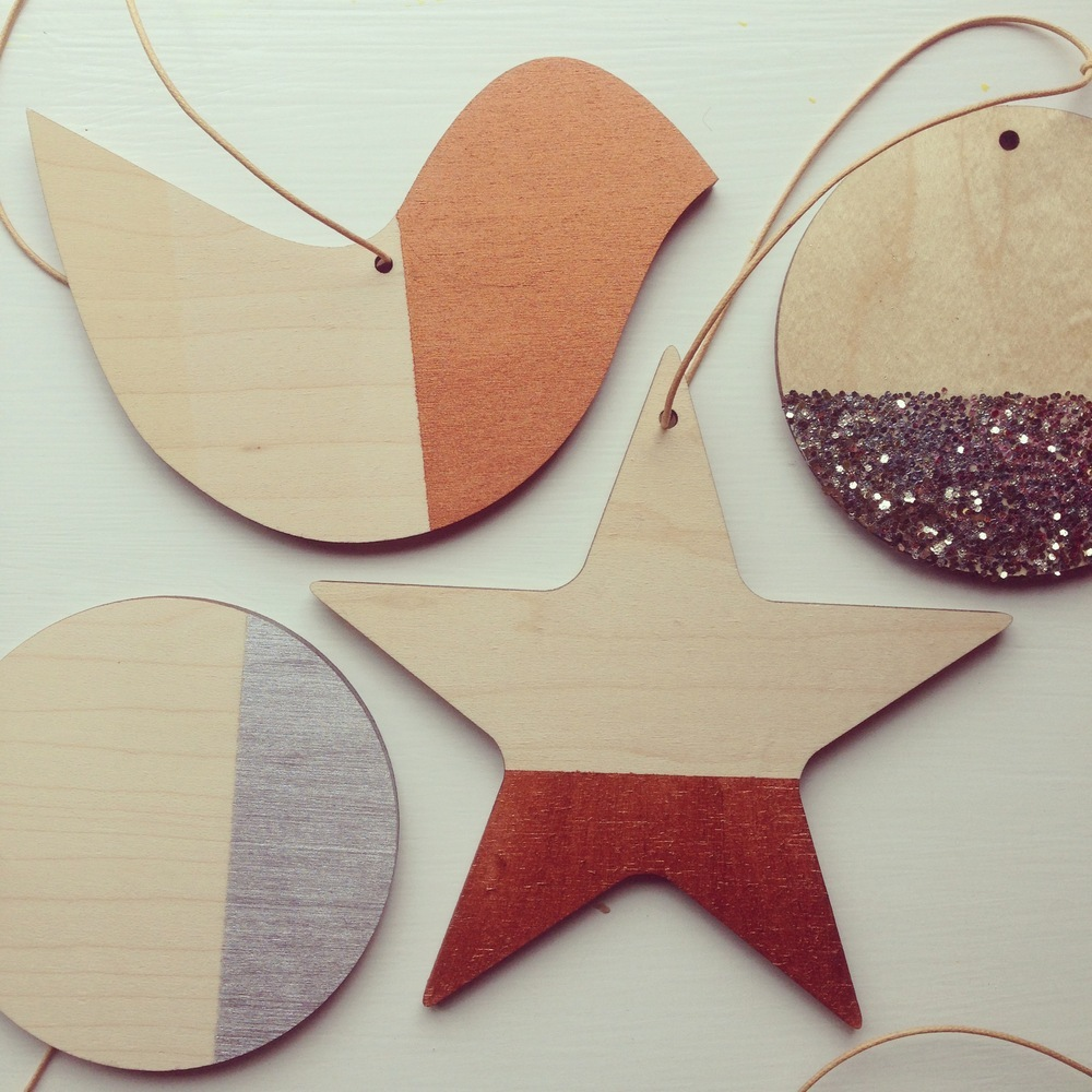 Beautiful handmade decorations :: by South Australia brand Fabel Co
