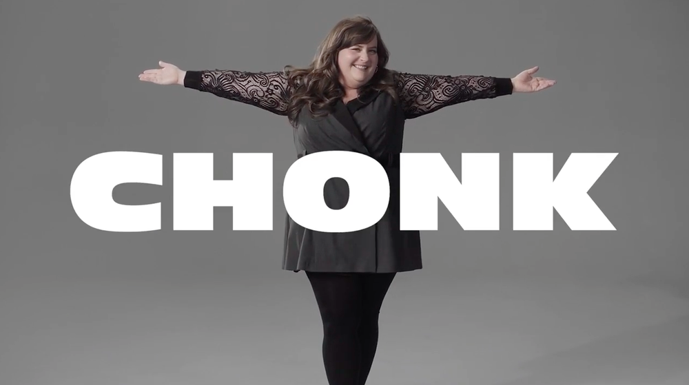 ADWEEK - SNL Hilariously Skewers Empowering Body Image Ads With 'Chonk' Clothing Spot