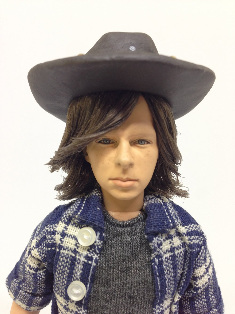 Carl (Hair Fabrication) - RC Walking Dead Special