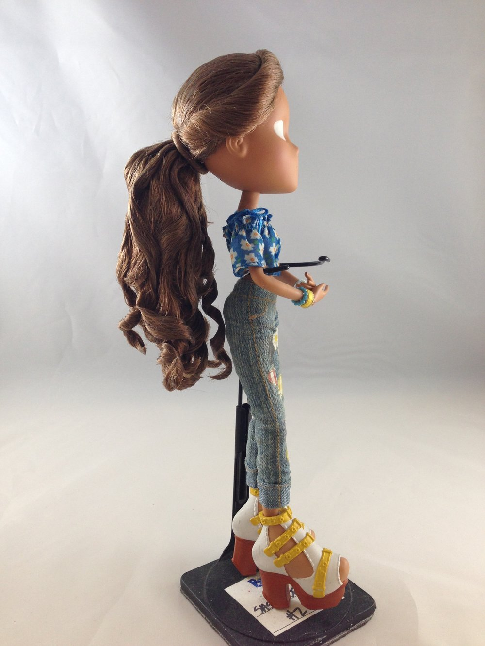 Yasmine - Bratz Webisodes (Hair Fabrication)