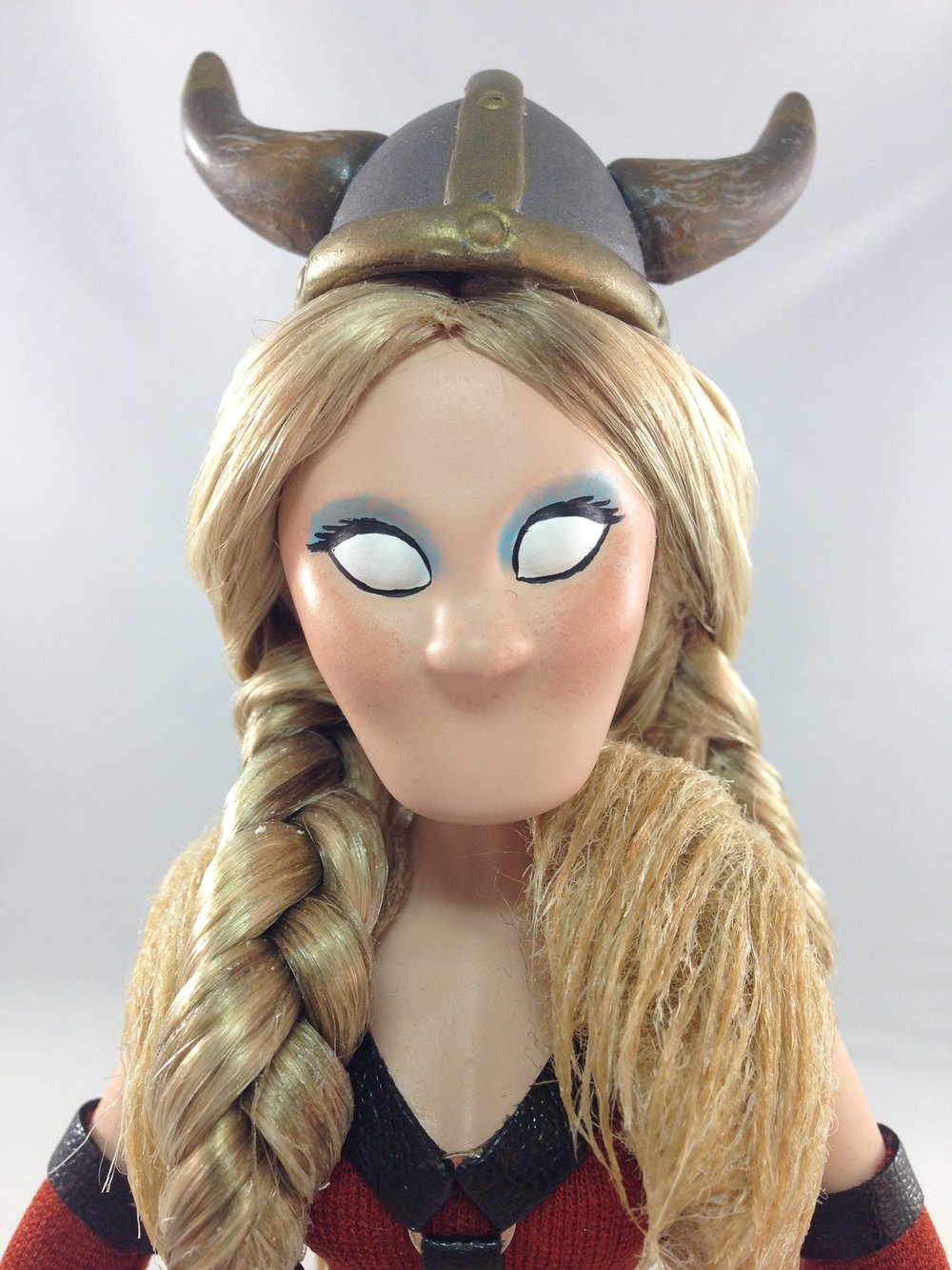 Viking Girl - SuperMansion 2