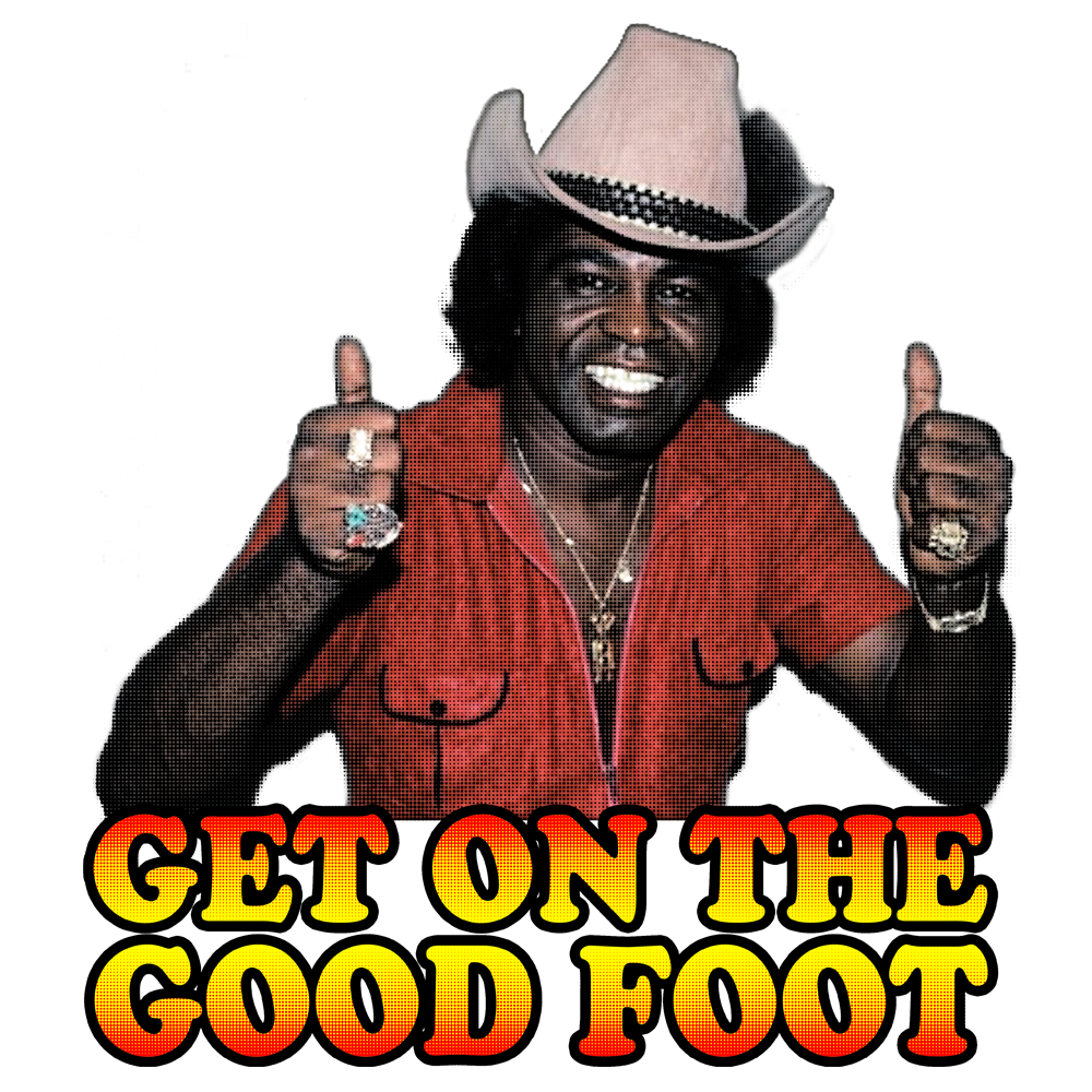 James Brown-the Good Foot