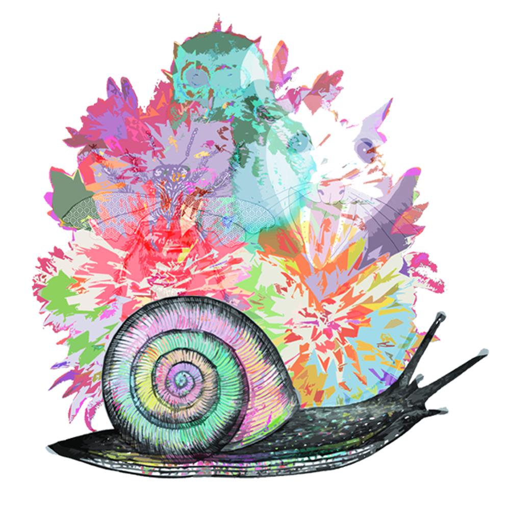Snail Bouquet