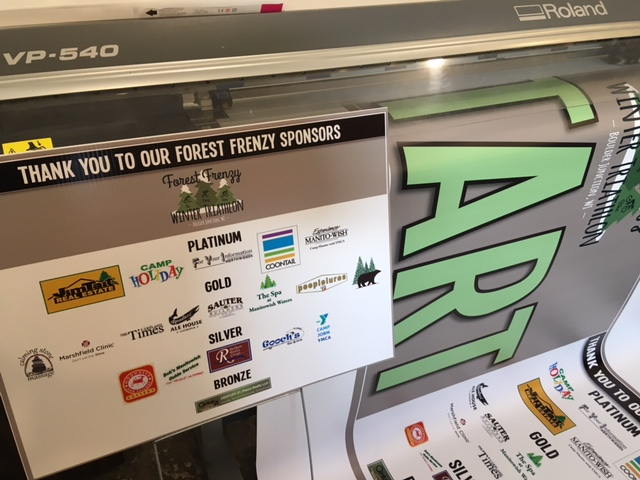 PRINTED MATERIALS | BOULDER JCT CHAMBER OF COMMERCE
