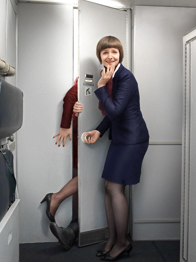 Mental Floss - Airplane Secrets