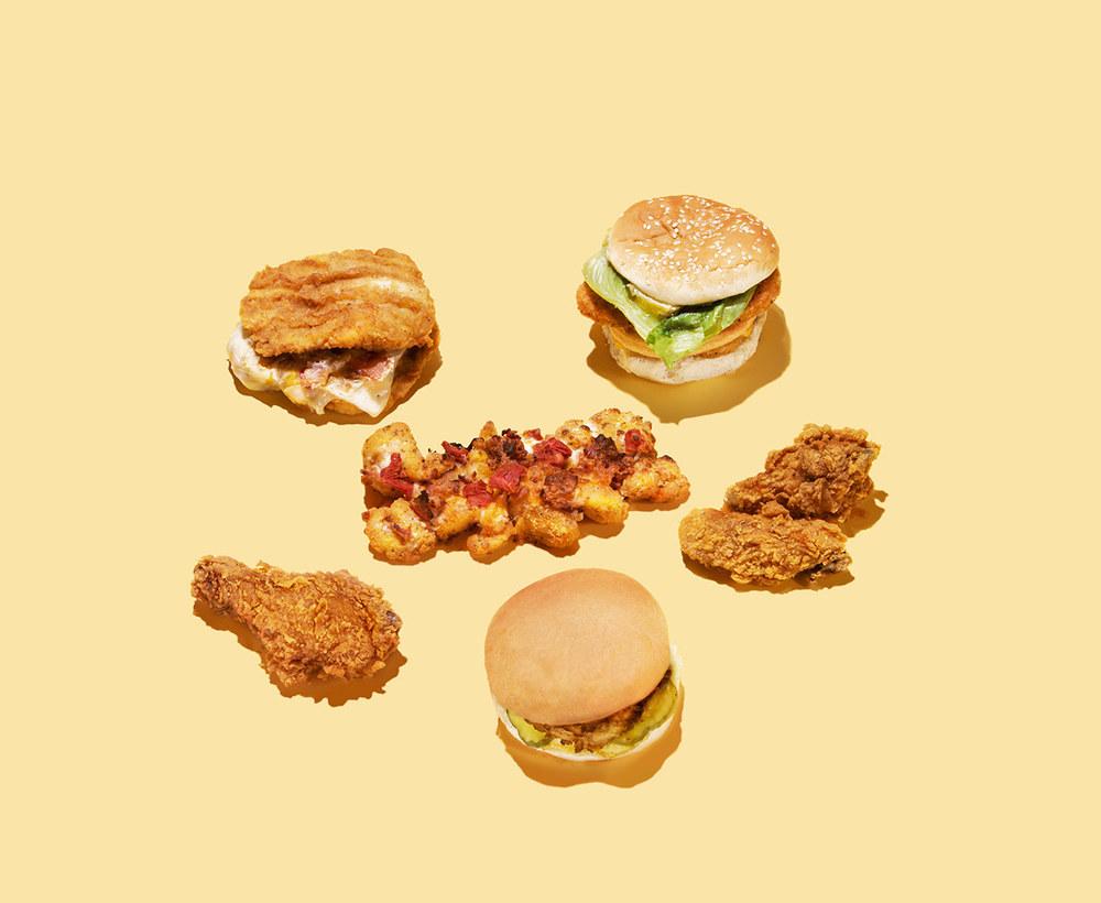 Adweek - Dominant Chicken