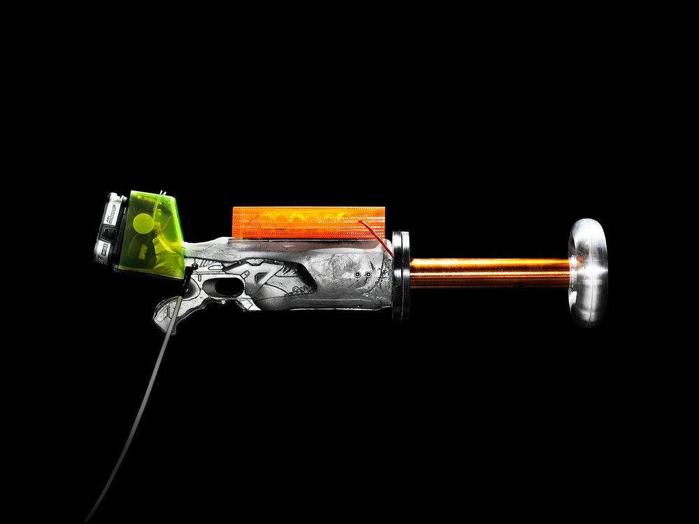 Popular Science - Tesla Gun