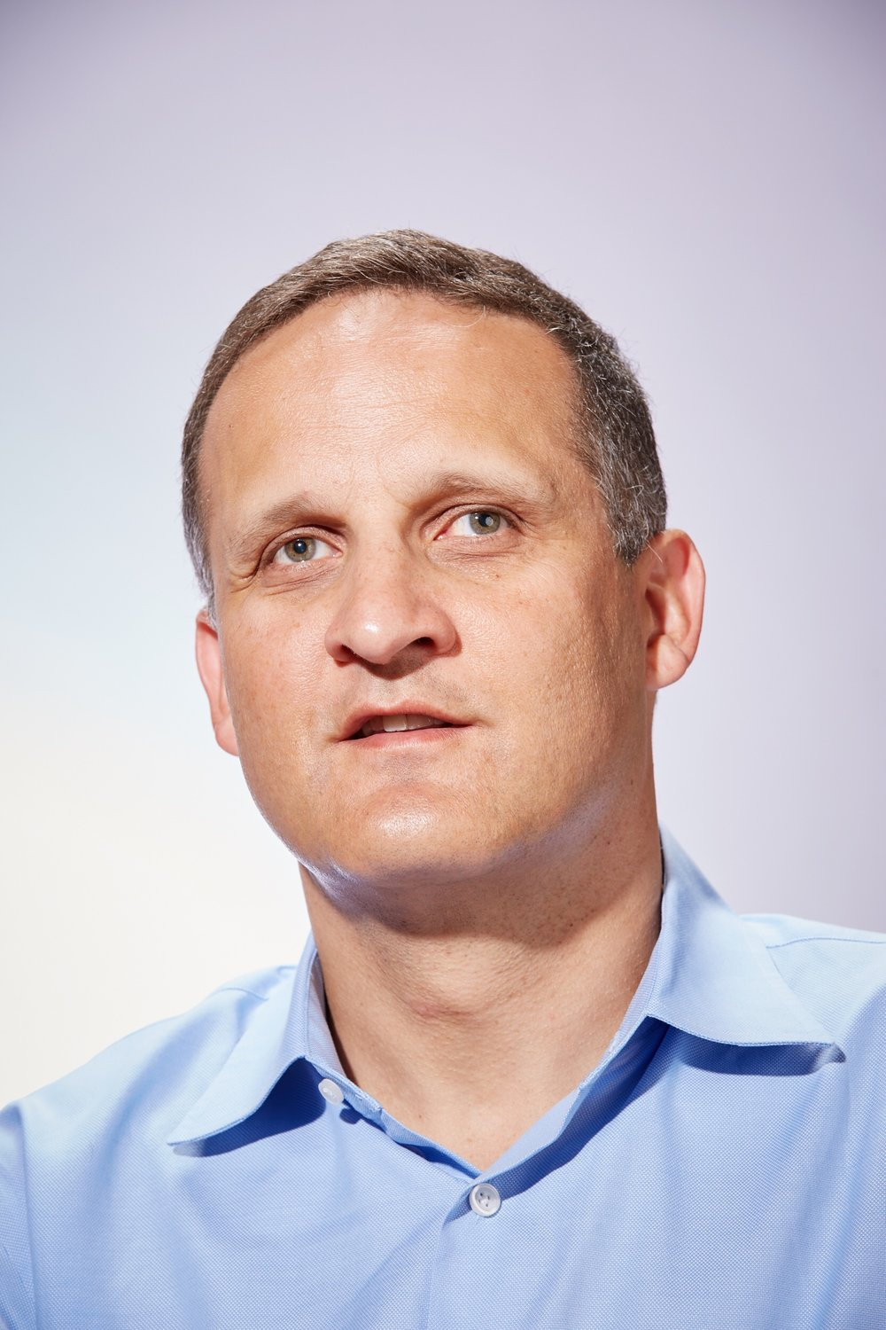 Adam Selipsky, CEO of Tableau Software. Photo by Michael Clinard.