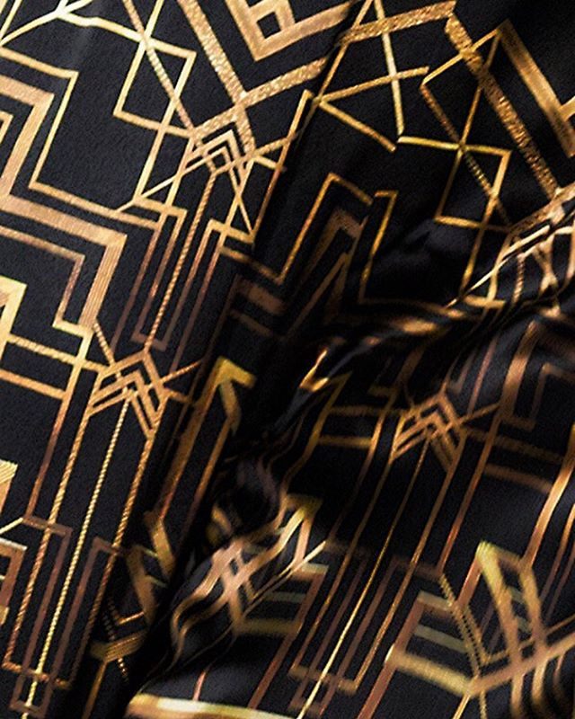 Quality prints on finest silk - Another Creation