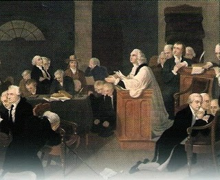 First Prayer of the First Continental Congress