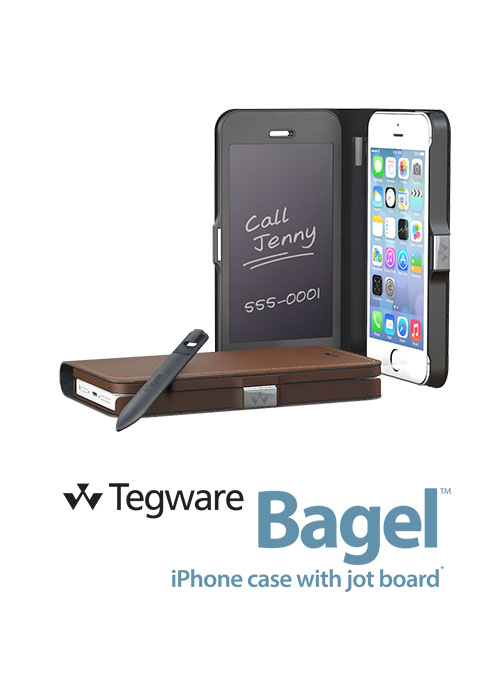 Tegware Bagel for iPhone 5/5S