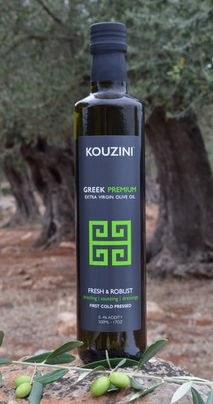 premium extra virgin greek olive oil
