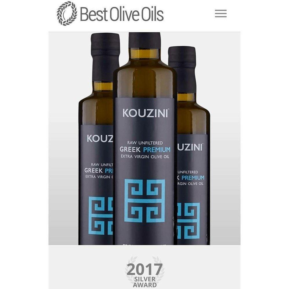 Kouzini Unfiltered award 2017