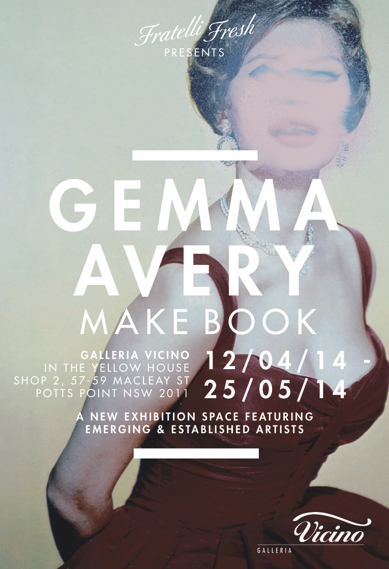 Make Book  |  GEMMA AVERY