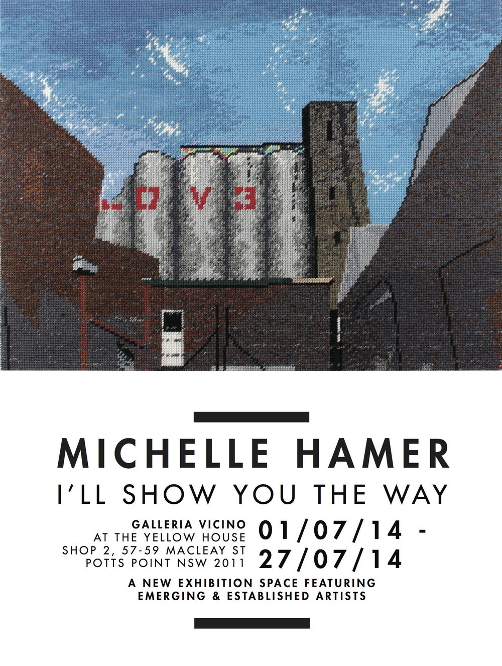 I'll Show You The Way  |  MICHELLE HAMER