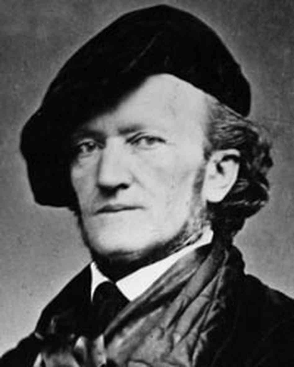 Richard Wagner: a bit of a shit