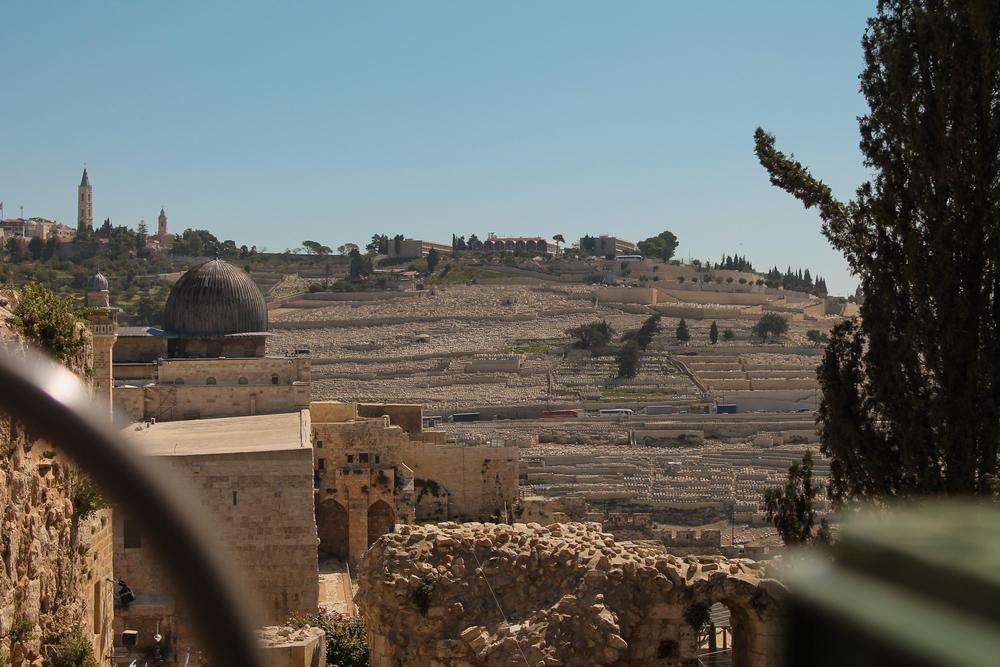 Jerusalem: Frickin' awesome!