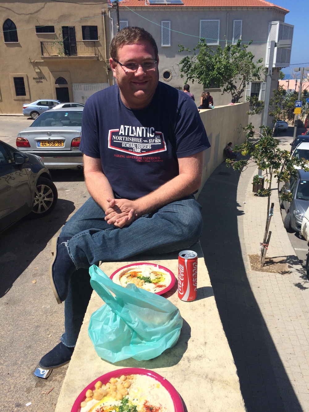 Abu Hasan: the best hummus in Tel Aviv - and perhaps the world - according to this discerning foodie