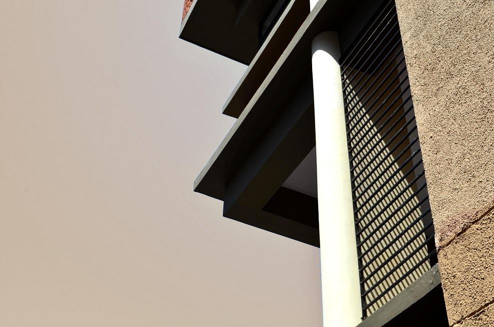 Architects in noida chaukor studio cubo noida for Space arch delhi