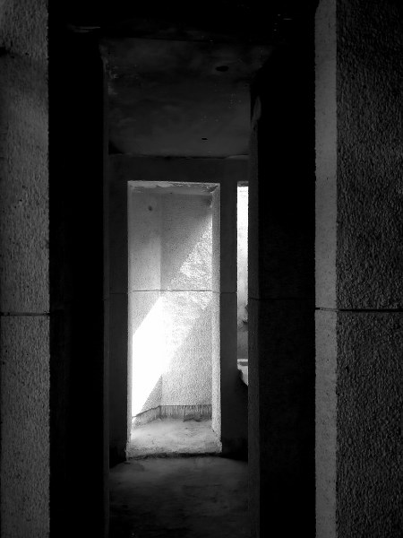 vault house, chaukor studio