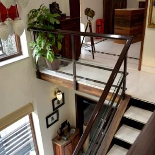 Office offbeat interior design Fice Offbeat Dewan House Interior Design Mayur Vihar New Delhi bua3800sqft Architectural Record House Portfolio Chaukor Best Architects Interior Designers In