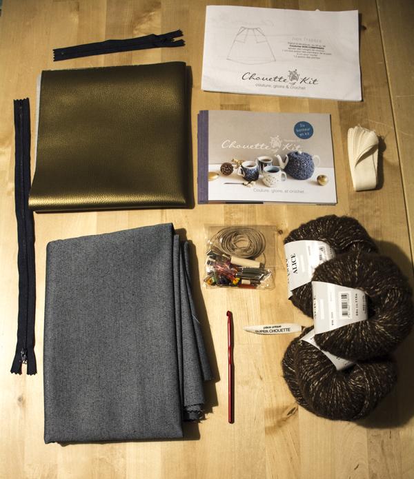 Chouette Kit XL du mois dernier
