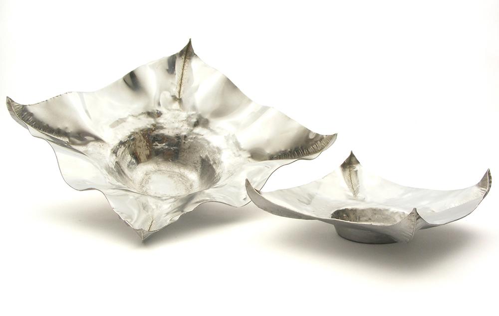 Aluminium Kerchief Bowls