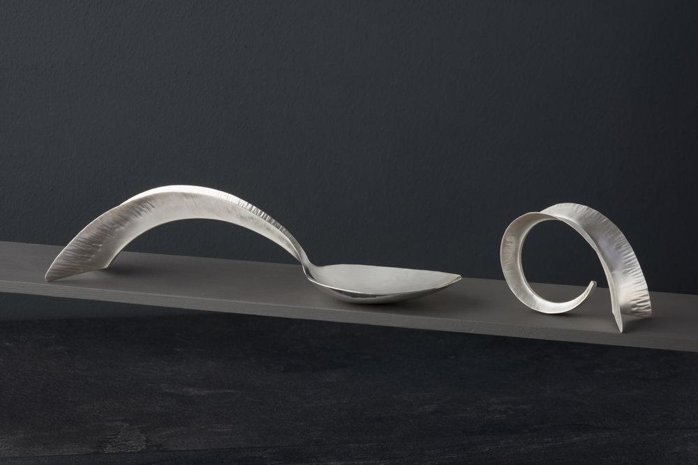 Fletch Serving Spoon & Napkin Ring