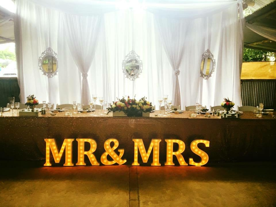 Mr & Mrs Marquee Letters main table.JPG