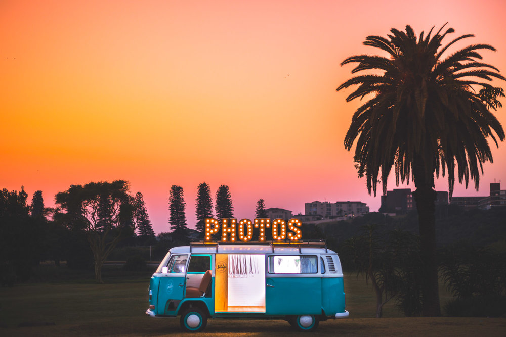The Insta Bus Sunset