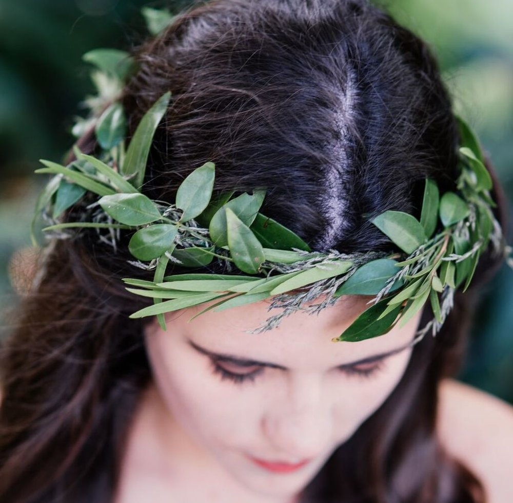 Flower crown floral head piece.JPG