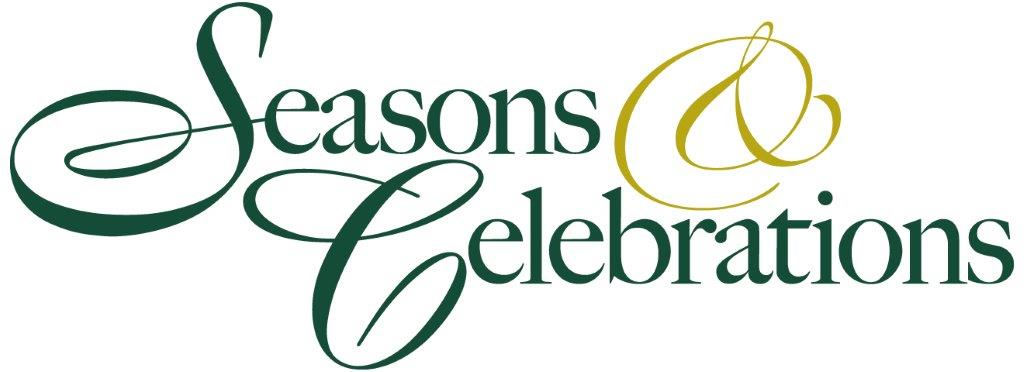 Welcome to Seasons and Celebrations