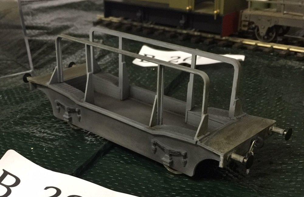 Gwion Rhys Davies' 3D-printed GWR Coral wagon