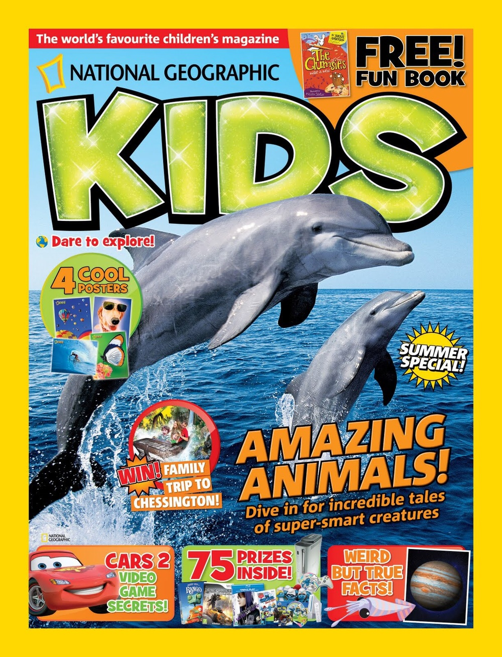 National Geographic Kids magazine here.