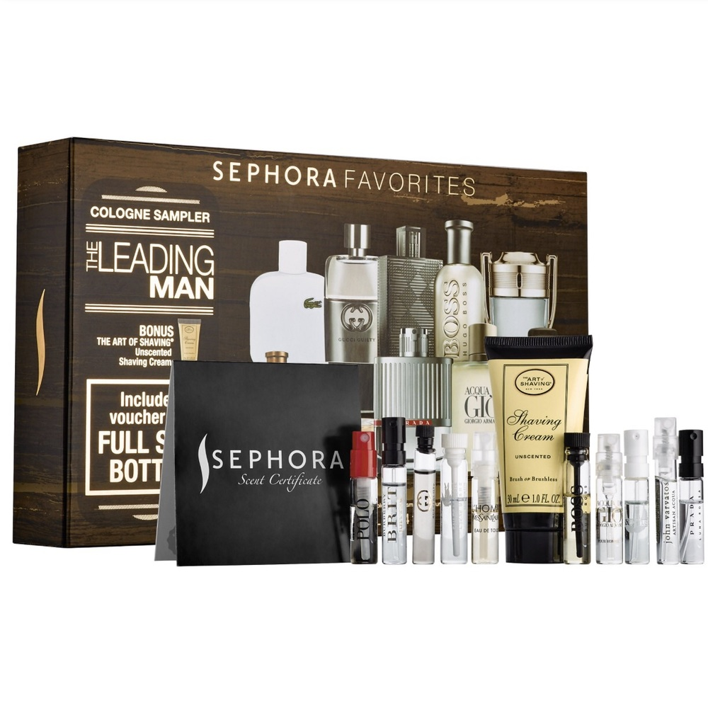 Sephora Cologne Sampler