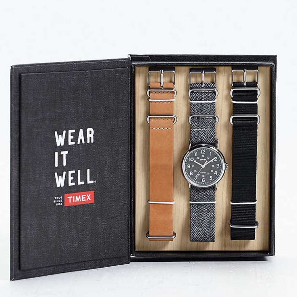 Timex Weekend Watch Box Set