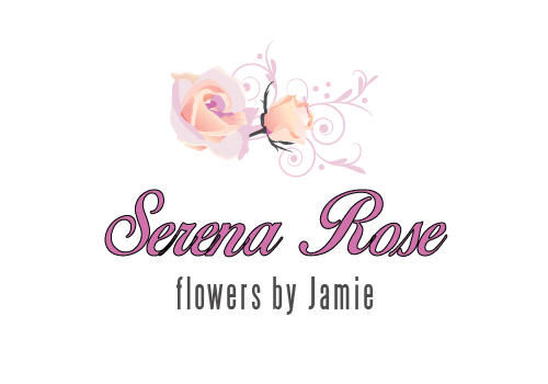 Serena Rose Flowers by Jamie