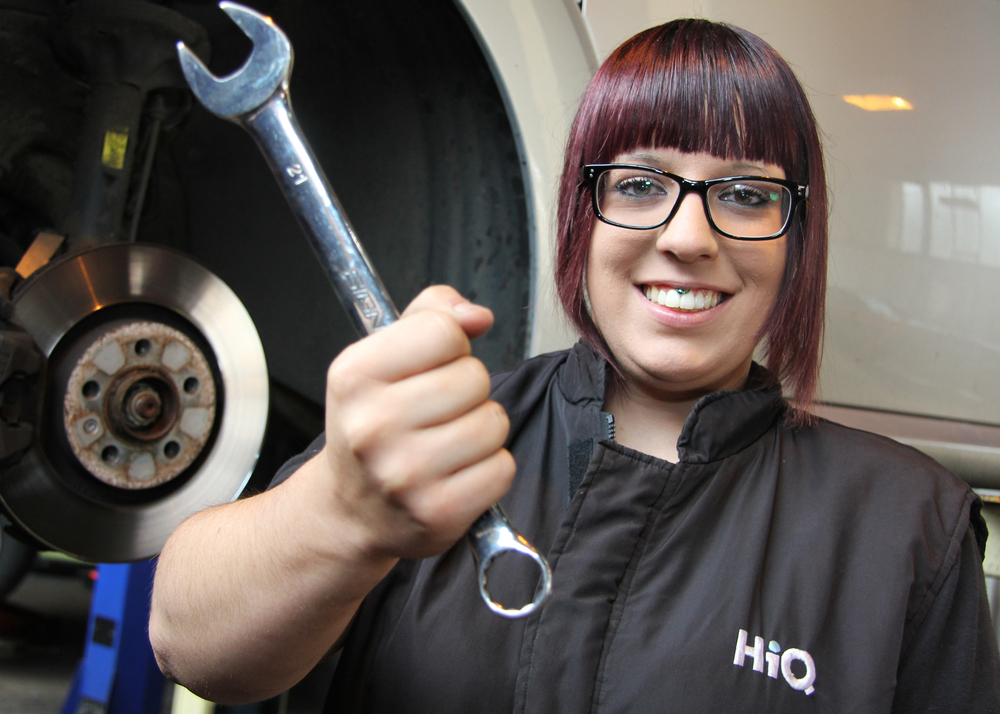 HiQ in mechanic