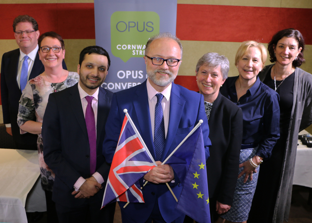 OPUS EU Debate, Friday 20th May