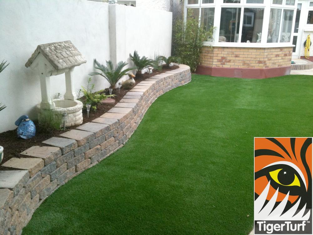 new garden landscape
