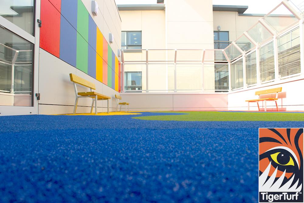 roof garden playground