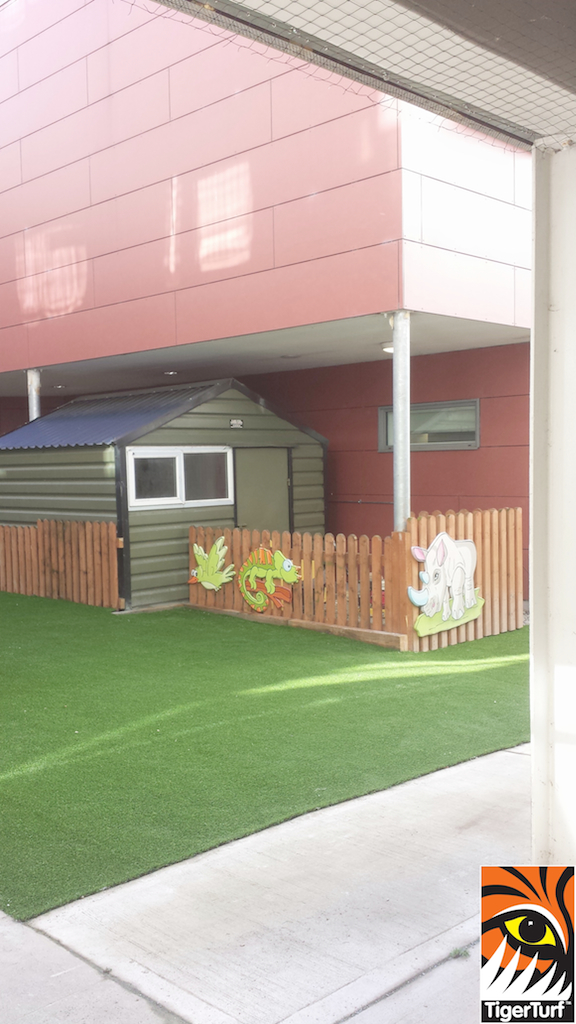 TigerTurf Vision Plus Lawn