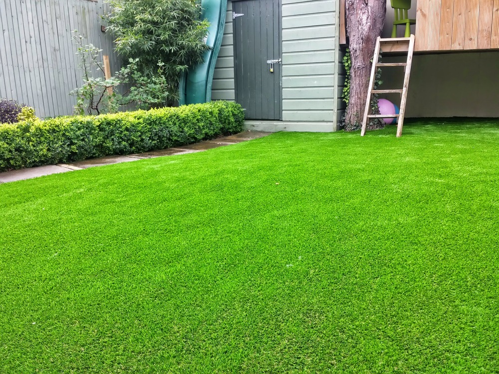 new TigerTurf Finesse Lawn