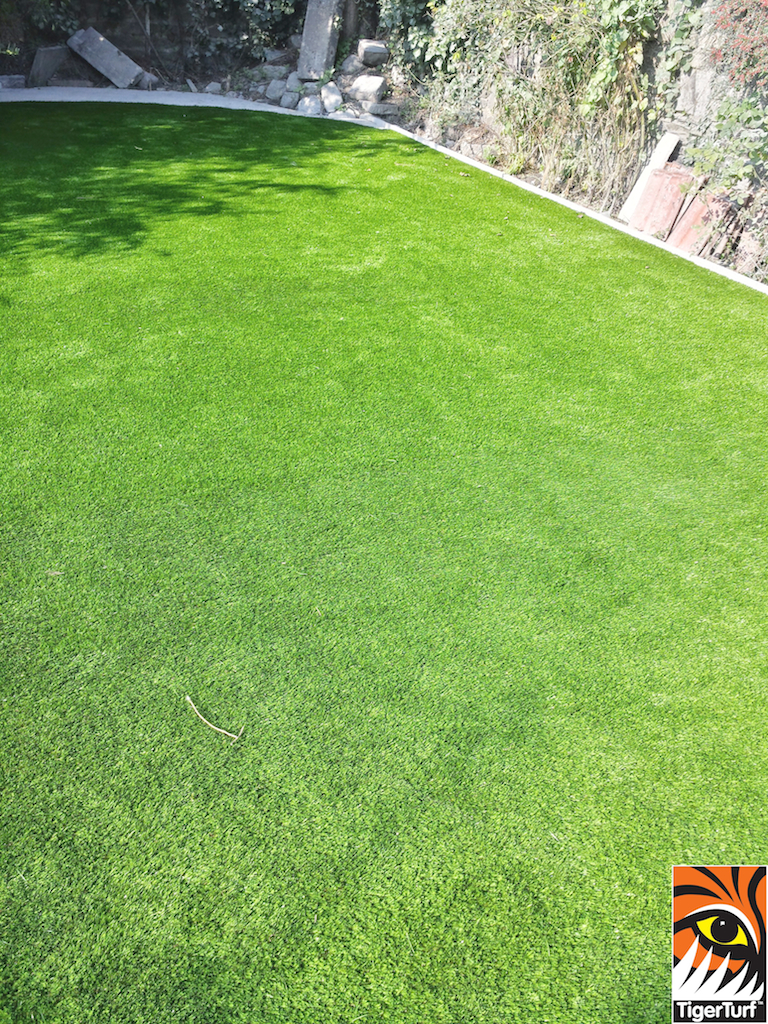 TigerTurf installation