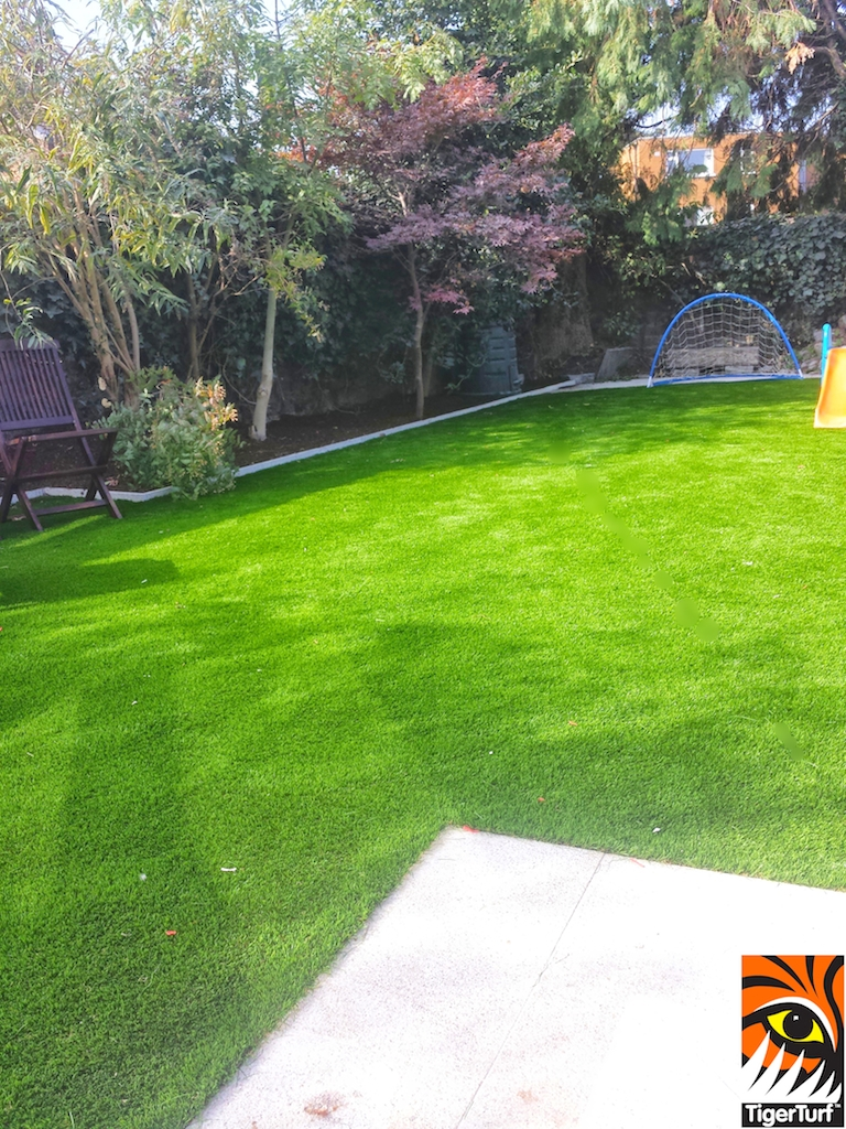 TigerTurf Finesse Deluxe Installation